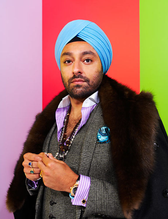 The Daily Style Phile Vikram Chatwal Living The American