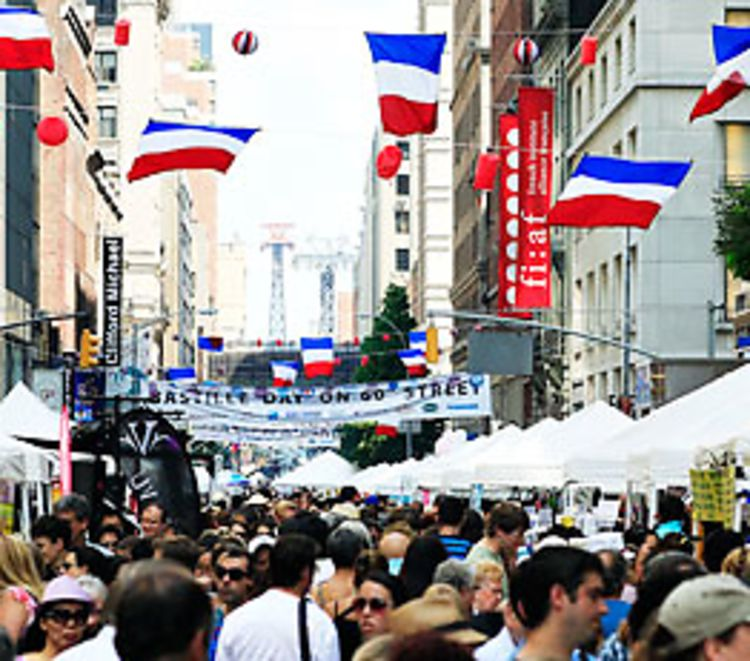 Vive La France! What To Do On Bastille Day In NYC