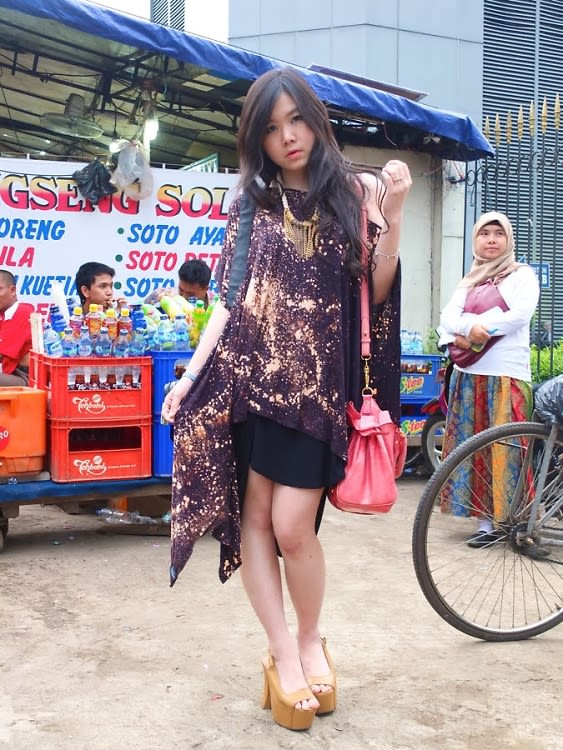 Street style from indonesia fashion week stopboris Images