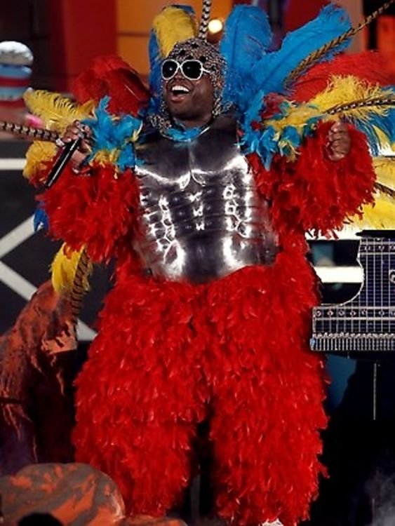 Cee Lo Green S 5 Most Ridiculous Outfits