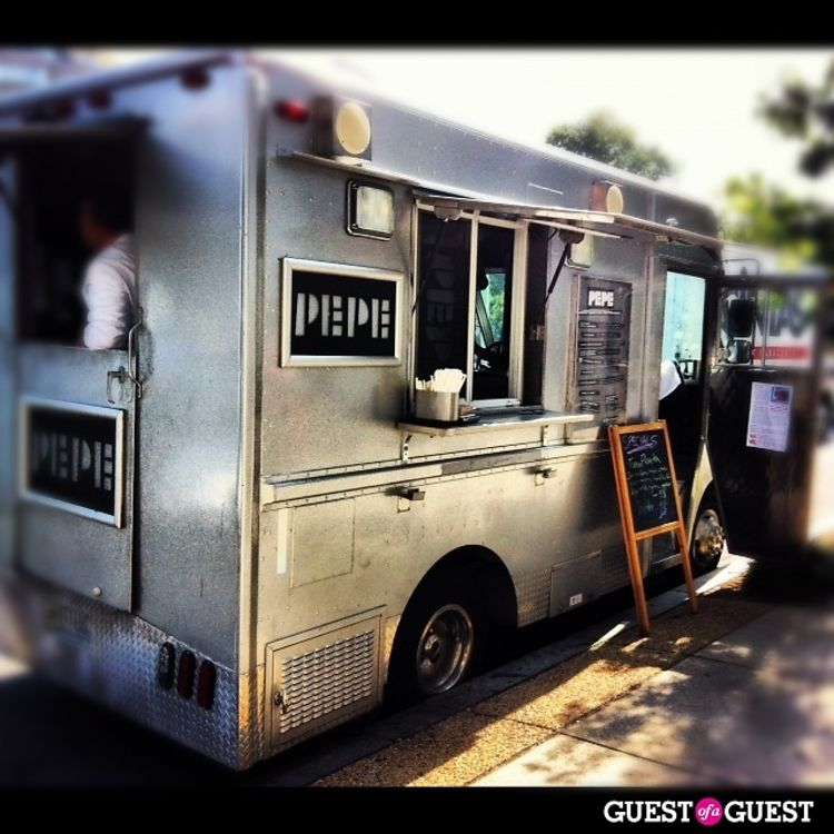 Pepe Food Truck Washington Dc