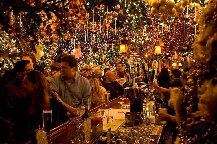 8 Non Touristy Ways To Celebrate The Holiday Season In Nyc