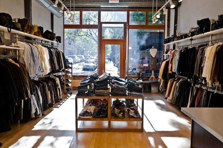 6 nyc consignment stores to help you clean out your closet for High end thrift stores nyc