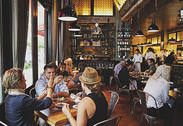 our favorite downtown hotel restaurants to try in nyc