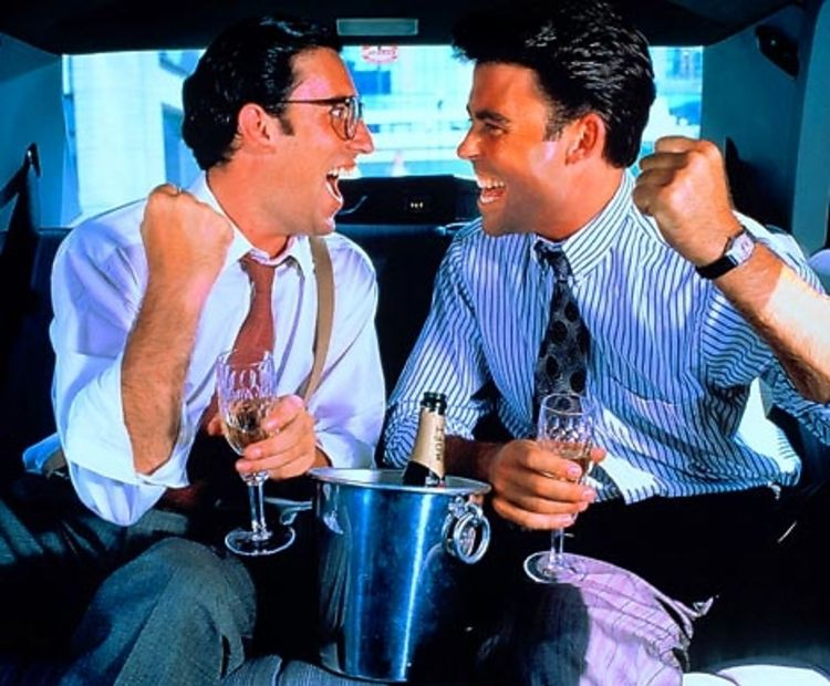 How to Date a Wall Street Man