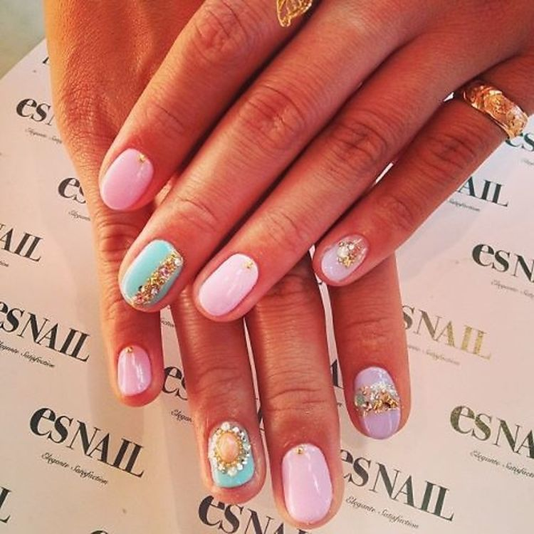 Es Nail Salon Los Angeles: Get Your Mani On At These Top 5 L.A. Nail Art Salons
