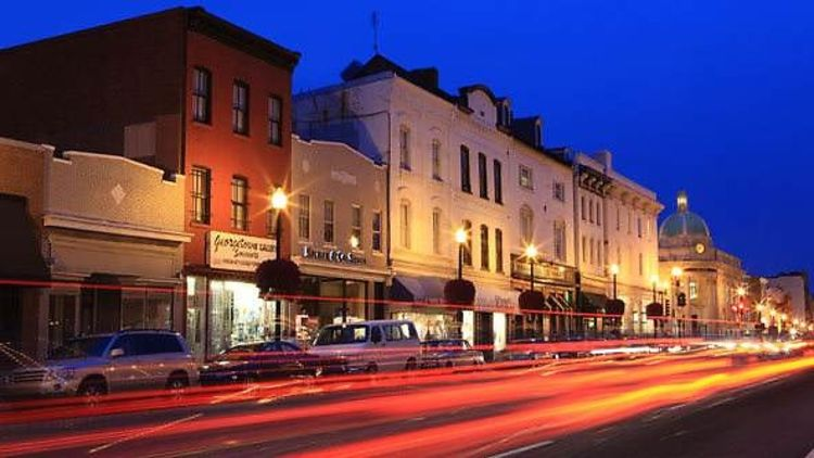 Great Restaurants On Th Street In Dc