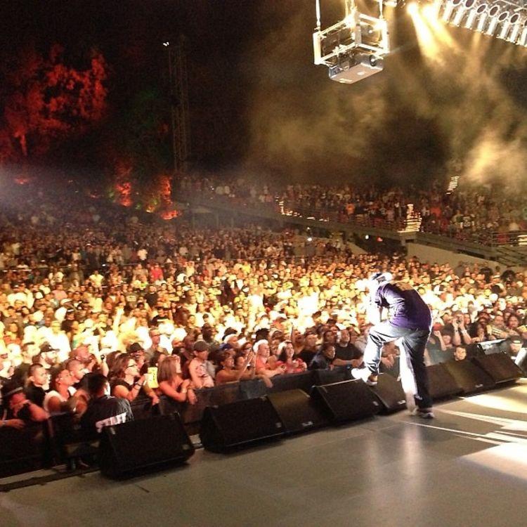 Malibu Nights Concert: Last Night's Parties: Leo DiCaprio, Cindy Crawford