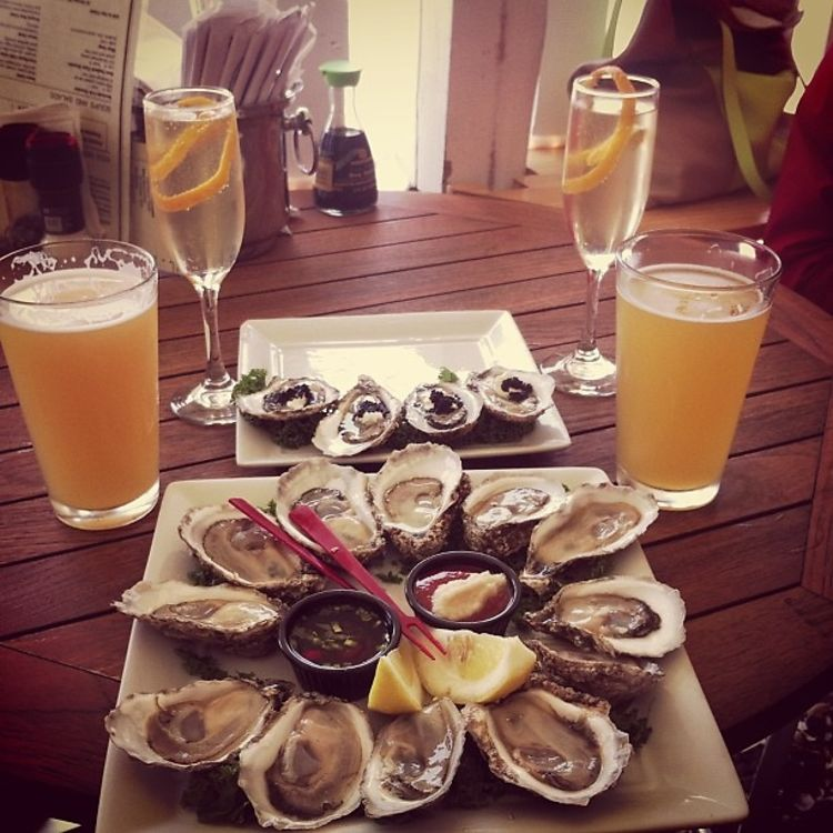 So Shuckin' Good: The Best Oyster Happy Hours In NYC