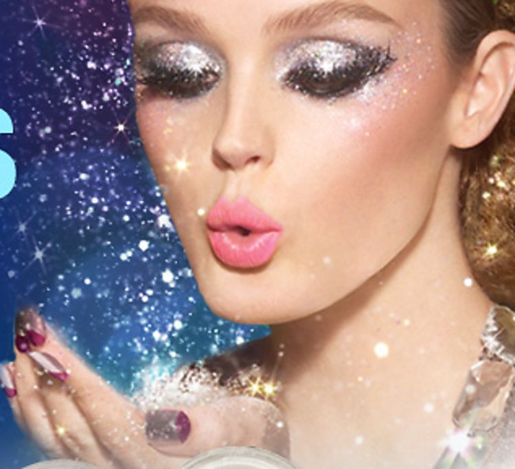 Holiday Beauty Trend: All That Glitters Is Gold