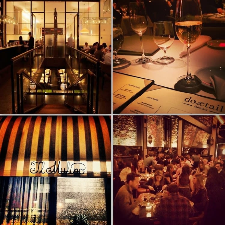 nyc restaurant week 2014 the most coveted tables in town