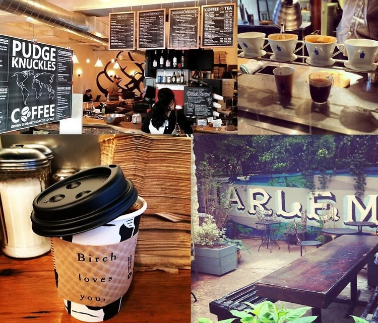 6 Unique NYC Coffee Spots To Get Your Caffeine Fix