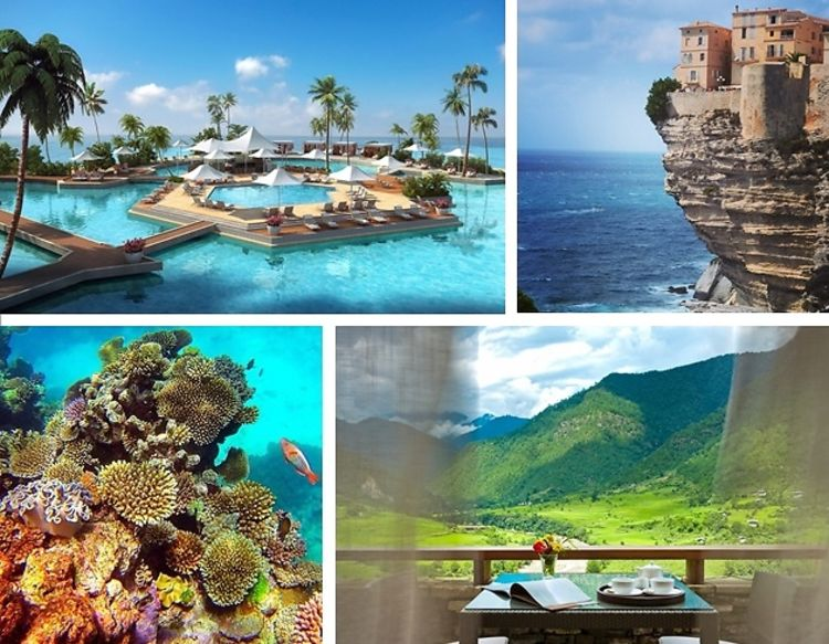 Exotic Travel: Treat Your Summer Wanderlust At These