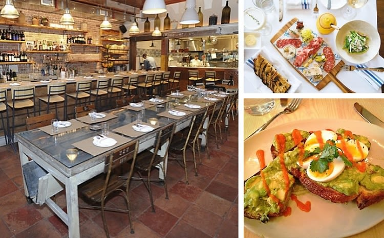 classy brunch spots to bring your parents during their next nyc visit