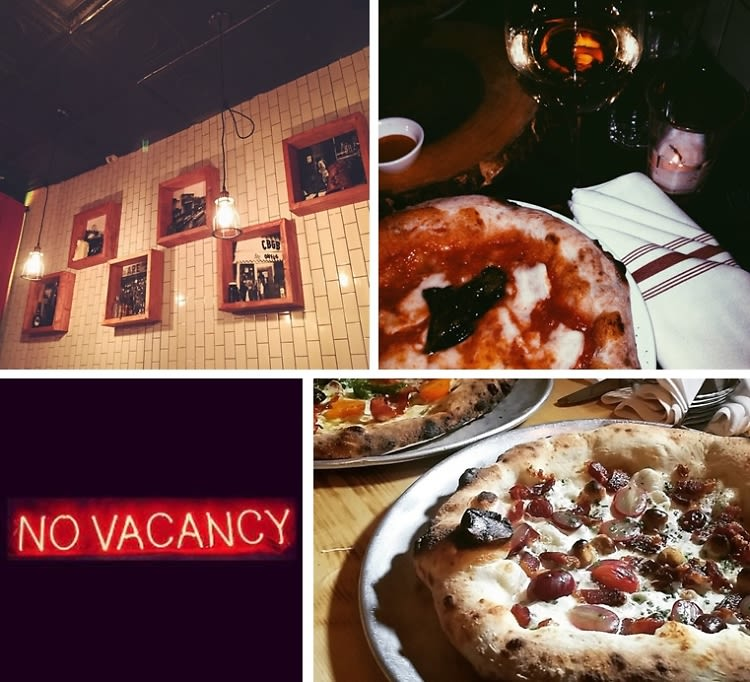 single room occupancy the pizza speakeasy you need to know about. Black Bedroom Furniture Sets. Home Design Ideas
