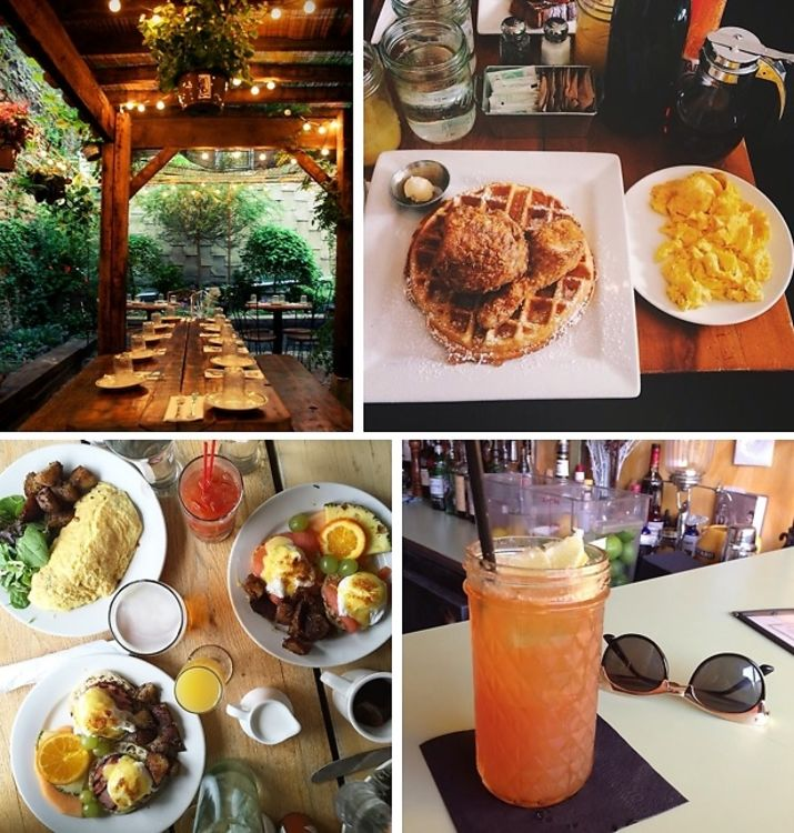 The 10 Best Local Favorite Brunch Spots In Bushwick