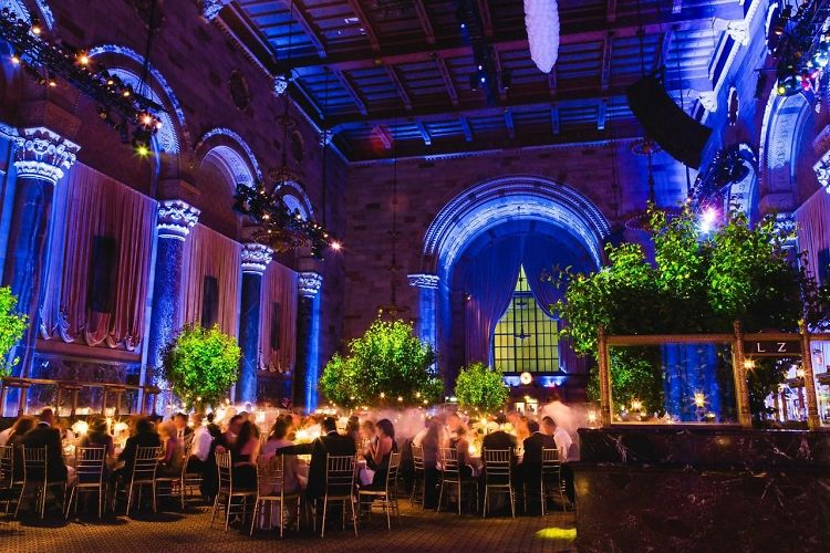 11 iconic venues perfect for hosting an unforgettable nyc wedding. Black Bedroom Furniture Sets. Home Design Ideas