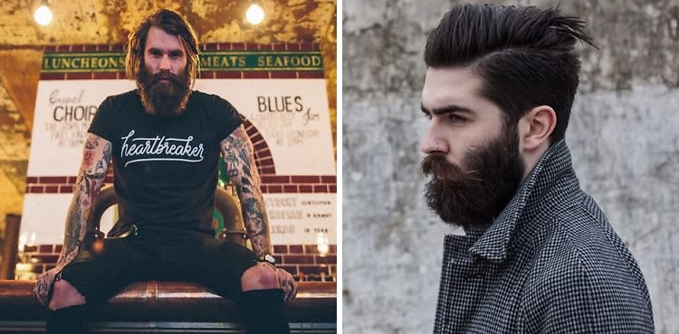 Guys with beards dating site