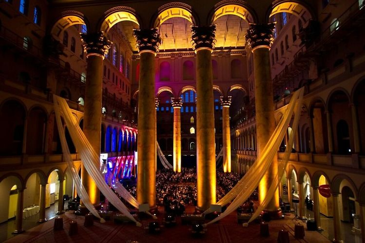 Get Ready For The 2015 National Building Museum Gala