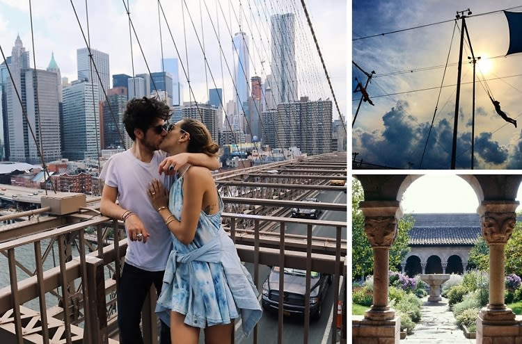 Romantic Calendar Ideas : Romantic outdoor date ideas to try in nyc this summer