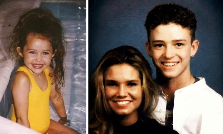 Celebs' Best Throwback Thursday Pictures - Us Weekly