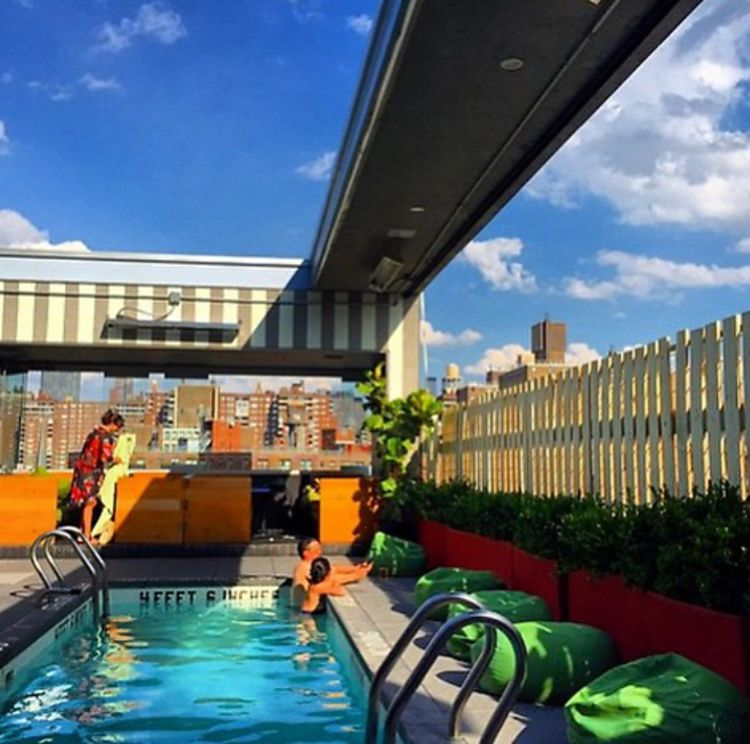 The playground your guide to what to do this weekend for Hotel americano nyc