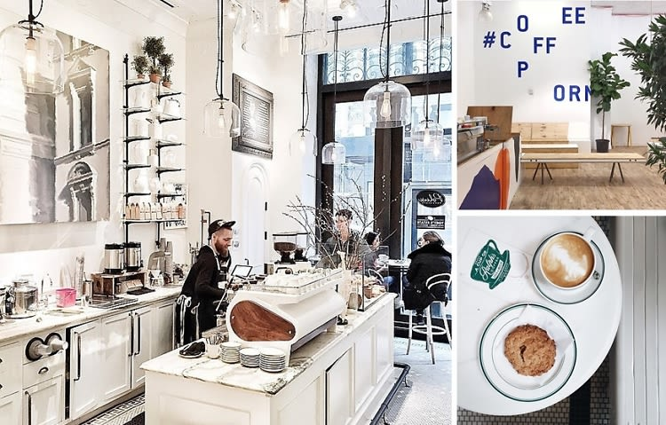 Large Cafes To Study Nyc