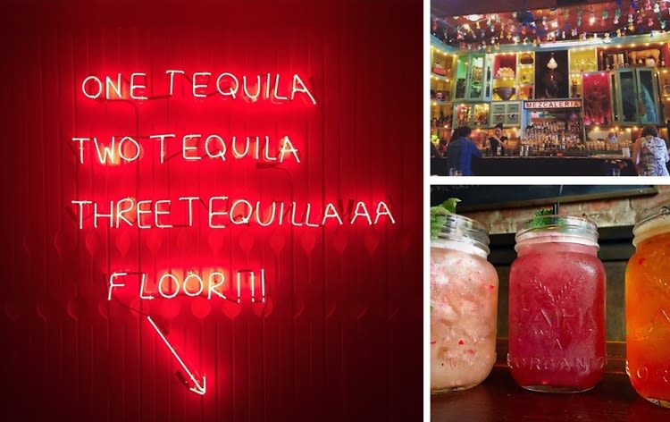 National tequila day 20 spots to get your drink on in nyc for 1 tequila 2 tequila 3 tequila floor lyrics