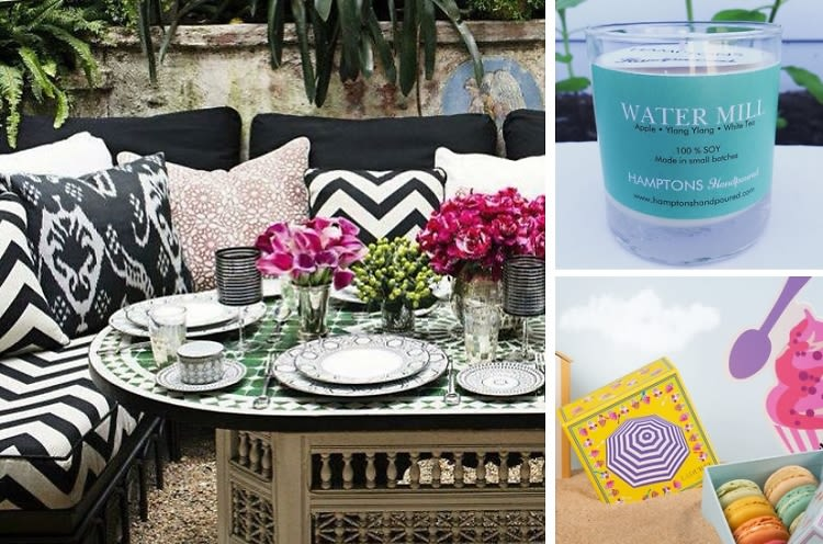 Unique Wedding Hostess Gifts : Unique Summer Gifts For Your Hamptons Hostess