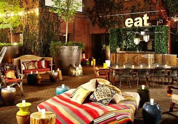 15 unique restaurants to totally wow your date for Unique hotels nyc