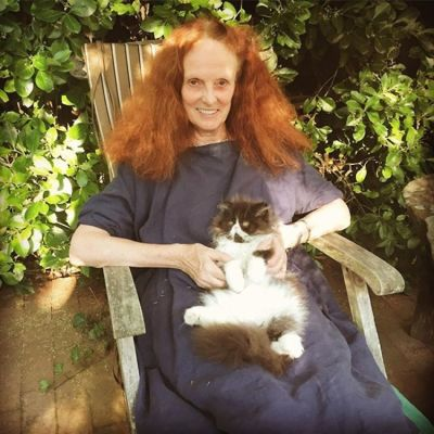 Grace Coddington Steps Down At Vogue To Become Full-Time Cat Lady