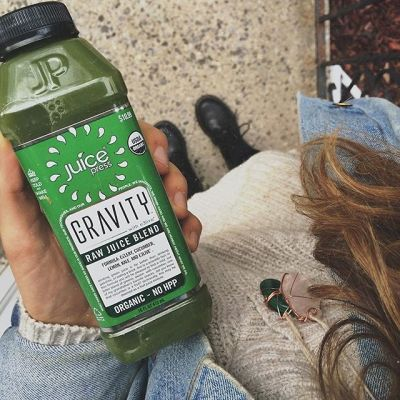The 6 Slightly Strange Stages Of Going On A Cleanse