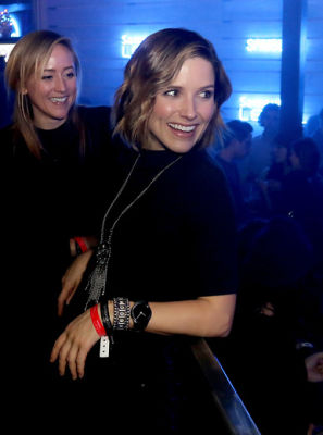 sophia bush in Sundance Film Festival 2016: Lily-Rose Depp, Chloe Sevigny & John Legend Party In Park City