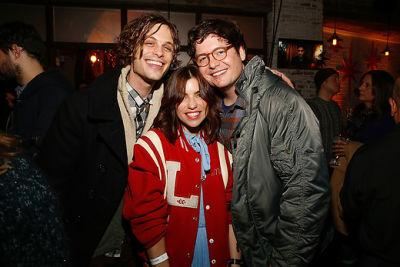 matthew gray-gubler in Sundance Film Festival 2016: Lily-Rose Depp, Chloe Sevigny & John Legend Party In Park City