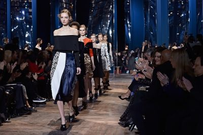 Dior Spring 2016 Couture Goes On Without Raf Simons