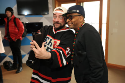 spike lee in Sundance Film Festival 2016: Lily-Rose Depp, Chloe Sevigny & John Legend Party In Park City