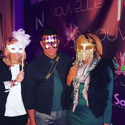Nouvelle Tysons Hosts Mardi Gras Celebration