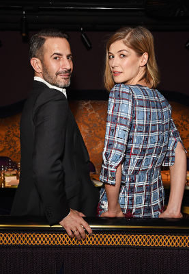 Marc Jacobs, Rosamund Pike