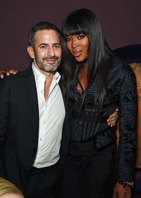 Marc Jacobs, Naomi Campbell