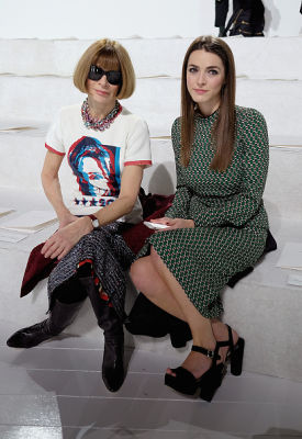 Anna Wintour, Bee Shaffer