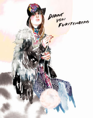 18 Gorgeous Fashion Illustrations To Give You A Fresh Take On NYFW
