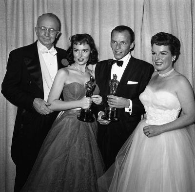 Donna Reed, Frank Sinatra