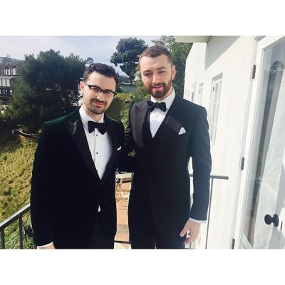 Jimmy Napes, Sam Smith