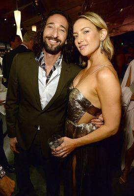 Adrien Brody, Kate Hudson