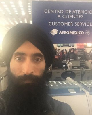Actor, Designer & Downtown Social Staple Waris Ahluwalia Banned From Flight Because Of His Turban