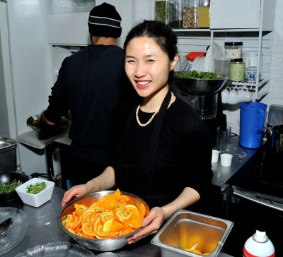 daphne cheng in Food for a Better World