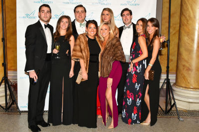 carly stazzone in The HARK SOCIETY's 4th Annual EMERALD TIE GALA