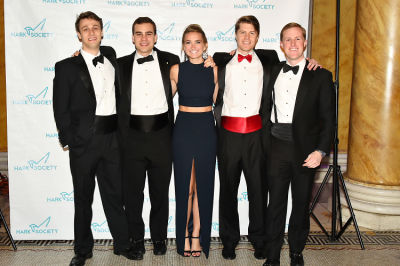 katherine hickey in The HARK SOCIETY's 4th Annual EMERALD TIE GALA