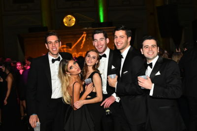 jared jacobs in The HARK SOCIETY's 4th Annual EMERALD TIE GALA