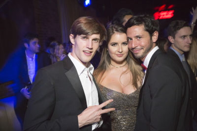 jules hamilton in Rise City Swimwear Presents a Black Tie Blowout to Benefit Water Collective